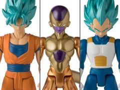 Dragon Ball Super Limit Breaker 12 Wave 1 Set Of 3 Figures