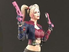 DC Injustice Harley Quinn (Pink Costume) PX Previews Exclusive Statue