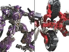 Transformers Studio Series Leader Wave 4 Set of 2 Figures