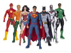 DC Rebirth Justice League of America 7-Pack