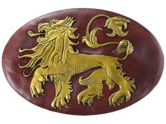 Game of Thrones House Lannister Shield Wall Plaque SDCC 2014 Exclusive