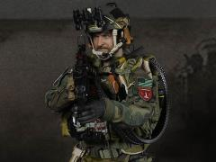 MARSOC Marine Special Operations Team Lightweight Machine Gunner 1/6 Scale Figure