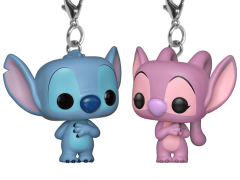Pocket Pop! Keychain Disney: Lilo & Stitch - Stitch & Angel Two-Pack