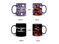 Five Nights at Freddy's Foxy Heat Change Mug