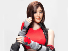 Female Character Fighting Suit (Red) 1/6 Scale Set