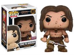 Pop! Movies: Conan The Barbarian - Bloody Conan (PX Previews Exclusive)