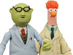 The Muppets Select Bunsen Honeydew & Beaker BBTS Exclusive Production Run