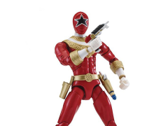 "Power Rangers Zeo Legacy 6"" Red Ranger"
