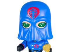 "G.I. Joe 4.50"" Cobra Commander Vinyl Figure"