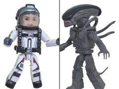Alien: Covenant Minimates Daniels & Goran Xenomorph Two-Pack