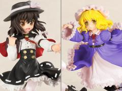 Touhou Project Zun's Music Collection Renko Usami & Maribel Hearn Figure (Limited Edition Color)