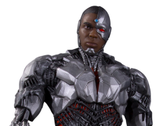 Justice League Movie 1/6 Scale Statue - Cyborg