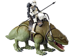 "Star Wars: The Black Series 6"" Dewback With Sandtrooper"