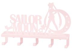 Sailor Moon Wall Rack (Pink) Exclusive