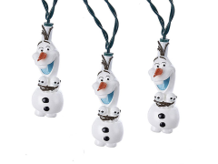 Disney Frozen Olaf Light Set - Ships to USA Only