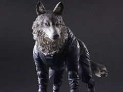 Metal Gear Solid Play Arts Kai D-Dog