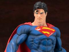 DC Comics Rebirth ArtFX+ Superman Statue