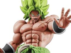Dragon Ball Super King Clustar Super Saiyan Broly (Full Power)