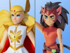 She-Ra and the Princesses of Power Deluxe Set of 2 Figures