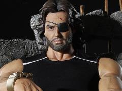 Escape From New York Snake Plissken Statue