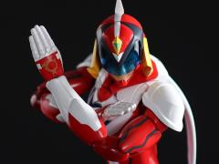 Hurricane Polymar Tatsunoko Heroes Fighting Gear Infini-T Force Polymar
