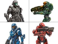 Halo 5: Guardians Figure Series 02 - Set of 4