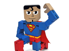 DC Comics Wood Warriors Superman