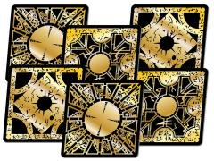 Hellraiser III Lament Configuration Coaster Set