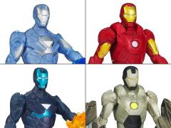 Iron Man 3 Figure Wave 01 - Set of 4