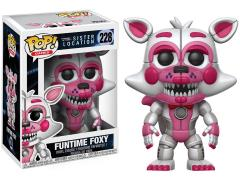 Pop! Games: Five Nights at Freddy's: Sister Location - Funtime Foxy