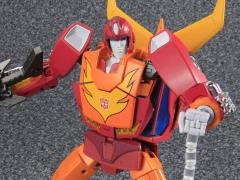 Transformers Masterpiece MP-09 Rodimus Prime (With Collector Coin)
