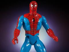 "Marvel Secret Wars Jumbo 12"" Spider-Man Figure"