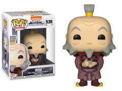 Pop! Animation: Avatar: The Last Airbender - Iroh