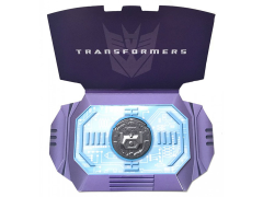 Transformers Masterpiece MP-29 Destron Laserwave Collector Coin
