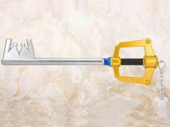 Kingdom Hearts Proplica Keyblade (Kingdom Chain)