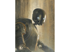 Star Wars Timeless Series K-2SO Giclee
