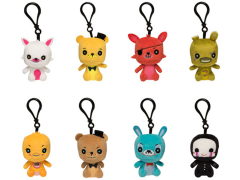 Five Nights at Freddy's Mystery Mini Keychain Plushies Box of 18
