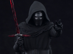 Star Wars ArtFX+ Kylo Ren Statue (The Force Awakens)