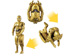 Star Wars Egg Force - C-3PO