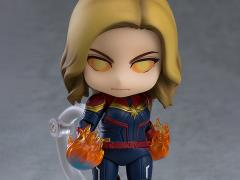 Captain Marvel Nendoroid No.1154-DX Captain Marvel (Hero's Edition)