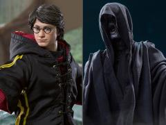 Harry Potter and the Goblet of Fire Dementor & Harry Potter 1/8 Scale Figure Two-Pack