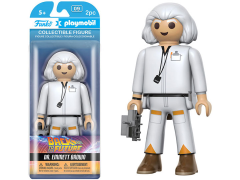 Playmobil: Back to the Future - Dr. Emmett Brown