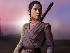 Star Wars Rey (The Force Awakens) 1/6 Scale Deluxe Mini Bust