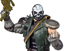 X-Men Marvel Legends Skullbuster (Caliban BAF)
