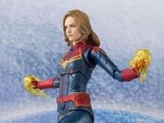 Captain Marvel S.H.Figuarts Captain Marvel