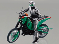 Kamen Rider Mecha Collection Shadow Moon & Battle Hopper Model Kit