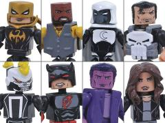 Marvel Minimates Wave 75 Two Pack Set of 4