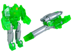 Transformers Prime Arms Micron Vector Oracle Exclusive