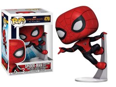 Pop! Movies: Spider-Man: Far From Home - Spider-Man (Upgraded Suit)