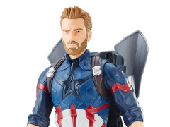 Avengers: Infinity War Titan Hero Power FX Captain America